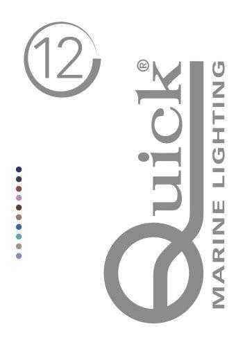 Quick® Marine Lighting Catalog 2019