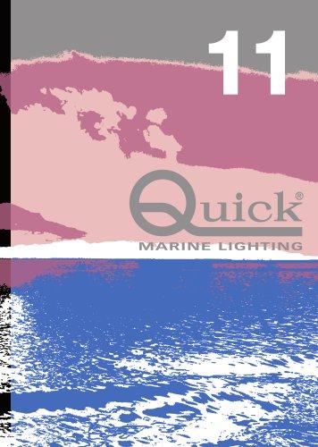 QUICK MARINE LIGHTING CATALOGUE 2016