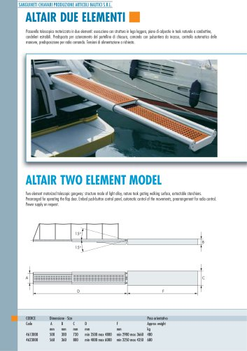 ALTAIR two elements