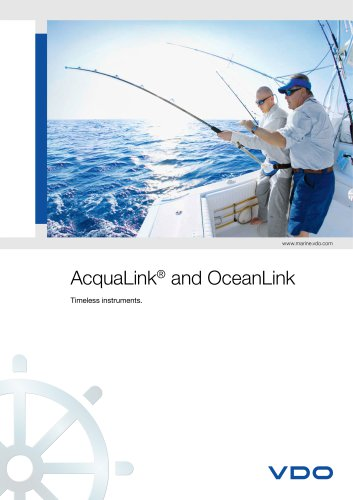AcquaLink® & OceanLink