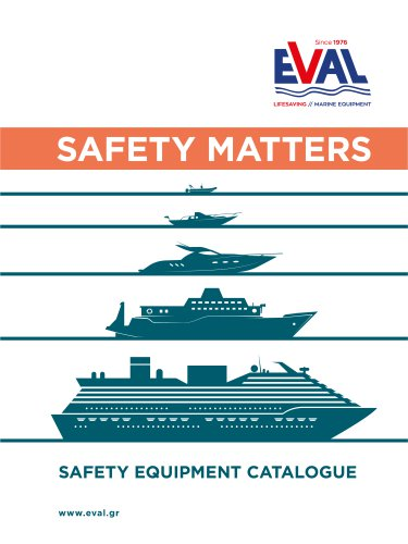 SAFETY MATTERS 2018