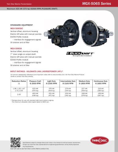 MGX-5065A