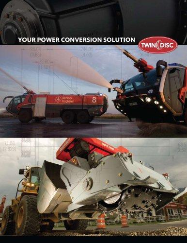 Power conversion solution