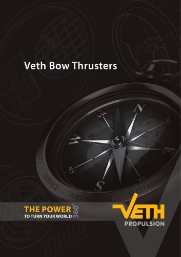 Veth Bow Thrusters Brochure