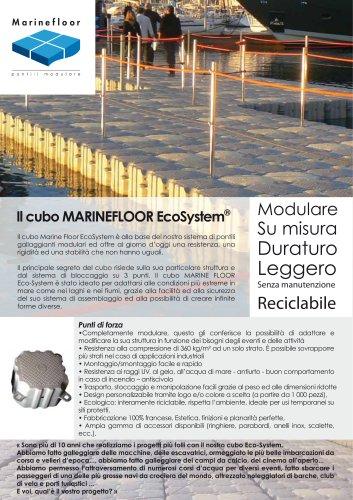 IL CUBO ECOSYSTEM - MARINEFLOOR EUROPE