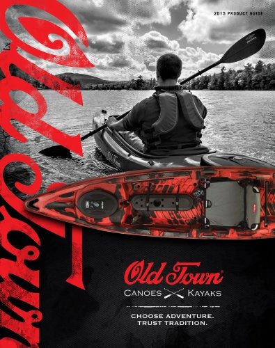Old Town 2015 Catalog
