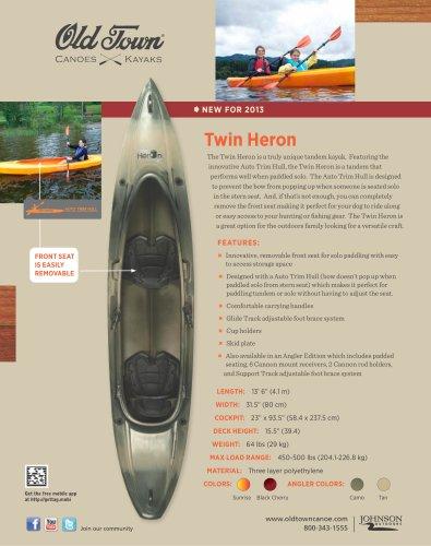Twin Heron