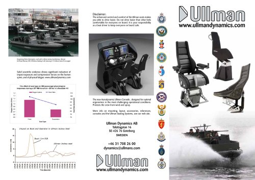 Ullman Dynamics Products 2010
