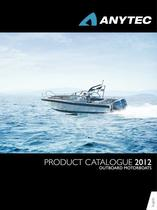 ANYTEC 2012 Outboard boat