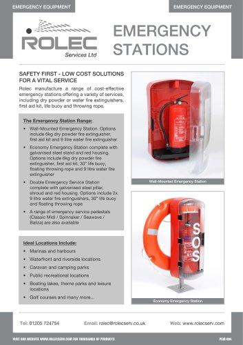 Emergency Stations