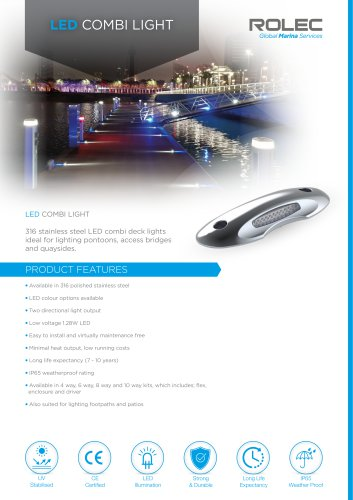 LED COMBI LIGHT