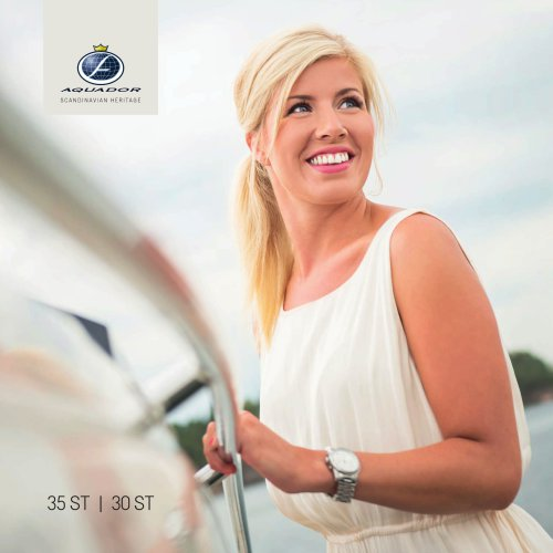 Aquador 30 ST - 35 ST Brochure 2014