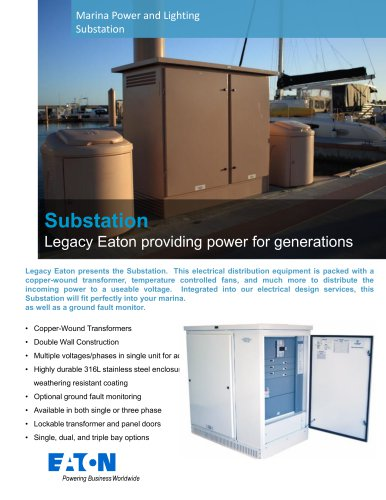Substation Product Aid