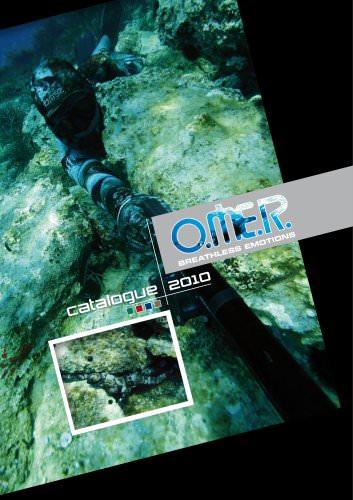 Catalogo OMER 2009