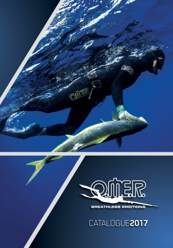 Catalogue OMER + OMER ACCESSORIES 2017