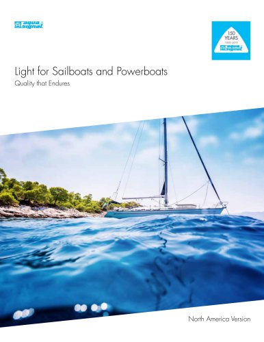 Lights for Sailboats and Powerboats
