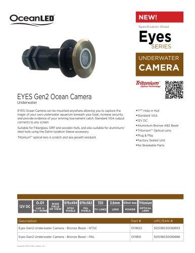 EYES Gen2 Underwater Camera