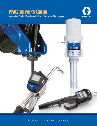 Graco PMG Buyer's Guide