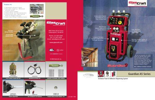 Guardian A5 Brochure