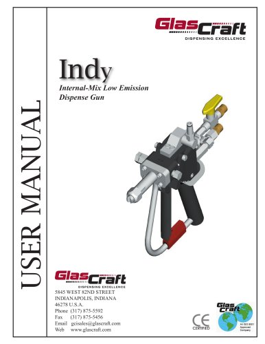 Indy User Manual