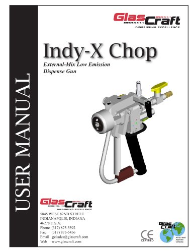 Indy-X User Manual