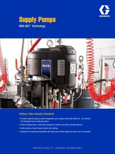 Supply pumps