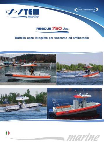 RESCUE 750 Jet