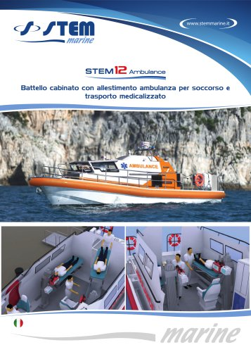 STEM 12 Ambulance