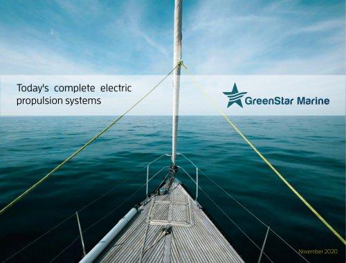 GreenStar Marine 2020 Q4 Products