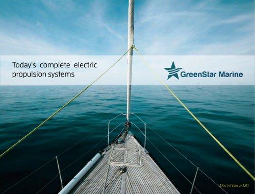 GreenStar Marine 2021 Q1 Products