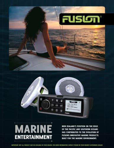 Marine entertainment