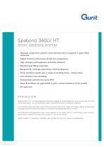 SPABOND 340LV HT