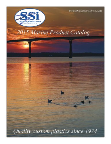 SSI 2015 Catalog