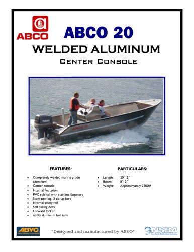 ABCO 20 Brochure