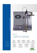 Ag-S - Silver Ion Steriliser