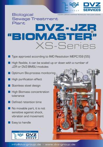 DVZ -JZR BIOMASTER XS-Series