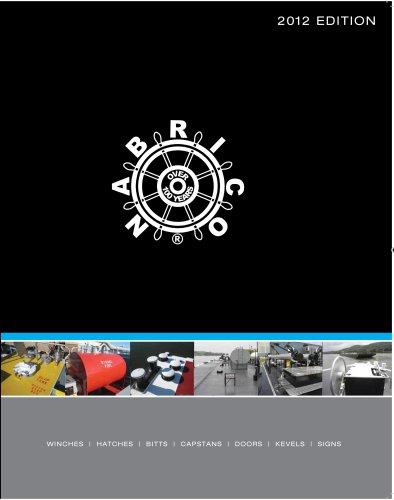 2012 Nabrico Catalog