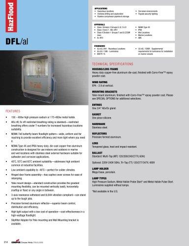 Pauluhn? HazFlood DFL/al Floodlights