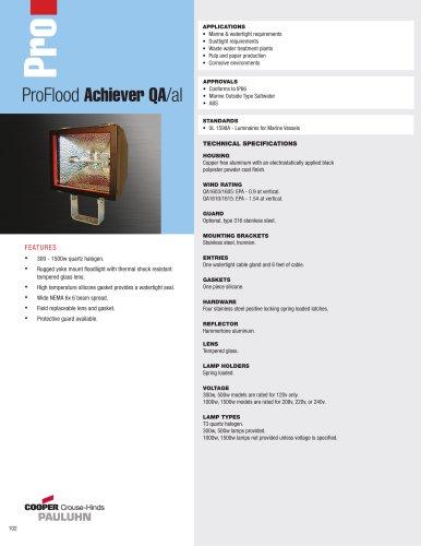 Pauluhn? ProFlood Achiever QA/al Floodlights