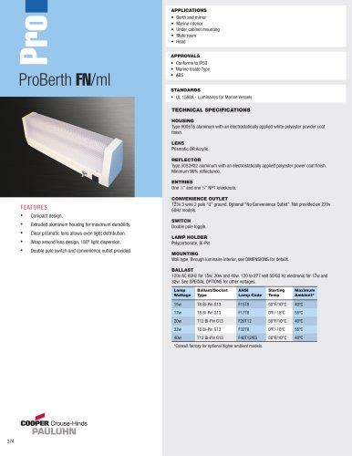 ProBerth FN/ml
