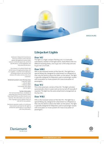 Lifejacket Lights ? Manual