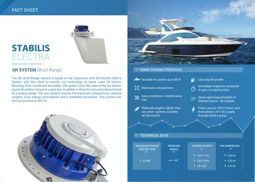 STABILIS ELECTRA SR – Short Range System
