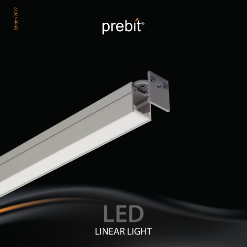 prebit® LINEAR LIGHT