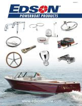 Edson B-14 Power Boat Products