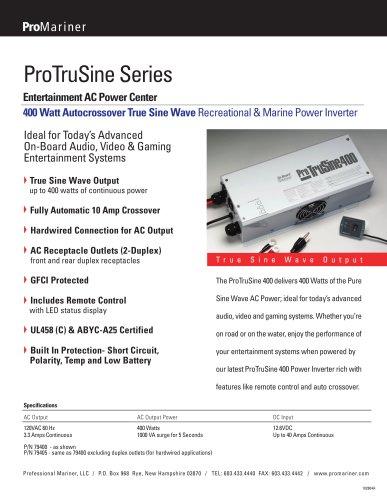 ProTruSine Series