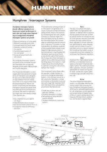 Humphree Interceptor Series