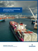 Marex VCS Tank ballast solutions - Perfectly balanced