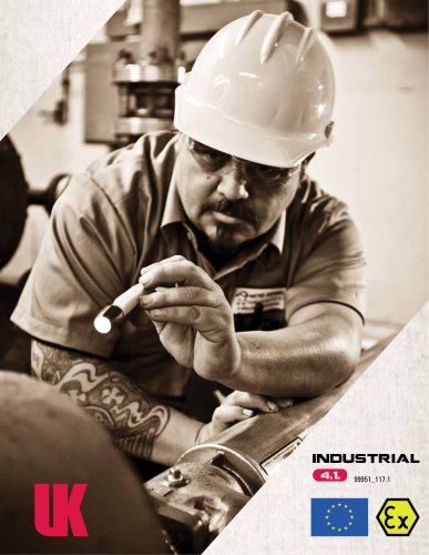 Industrial Catalog 2017