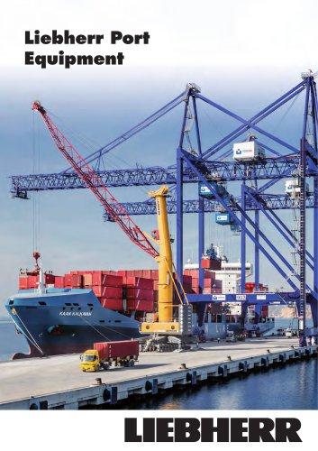 Liebherr Port Equipment