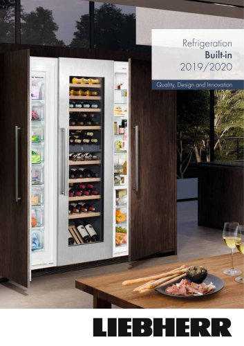 Refrigeration Built-in 2019/2020
